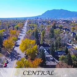 Central Colorado Springs Communities